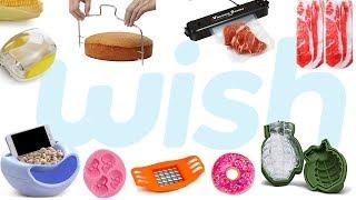 Kitchen Gadget Testing #35 - Wish.com special