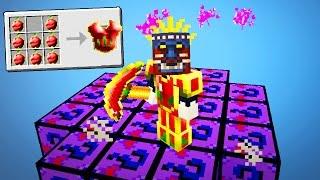 +165 HERZEN APPLEJACK RÜSTUNG | Minecraft LUCKY BLOCK DROPPER