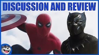 Captain America: Civil War Trailer 2 - Discussion and Review