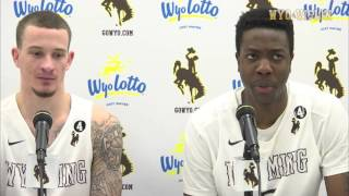 Wyoming Cowboys Post-Game Press Conference 2-6-16