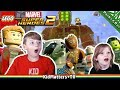 LEGO Marvel Super Heroes 2 Part 1. Kang ...mp3