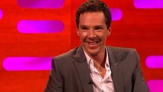 Benedict Cumberbatch can