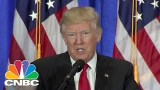 Donald Trump: There Will Be A Major Border Tax On Companies Leaving | CNBC