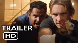 CHiPs Official Trailer #1 (2017) Dax Shepard, Michael Peña Comedy Movie HD
