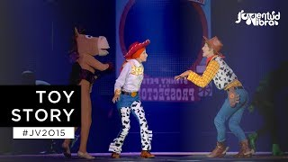 Toy Story Live Show - Juventud Vibra 2015