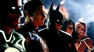"""Infinite Crisis - """"What Do You Fight For?"""" Official Trailer"""