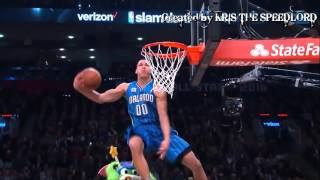 2016 NBA Slam Dunk Contest Highlights