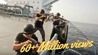 Somali Pirates VS Ship
