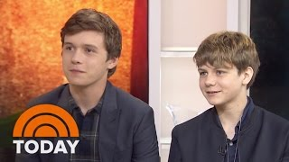 'Jurassic' Actors: Dinosaurs Were 'Tennis Balls On Sticks' | TODAY