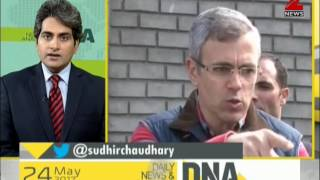 DNA: Omar Abdullah calls Army