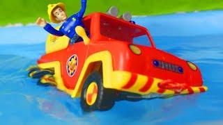 FEUERWEHRMANN SAM neue Folgen: Beste Elvis Rettungsaktionen für Kinder | Fireman Sam Episode deutsch