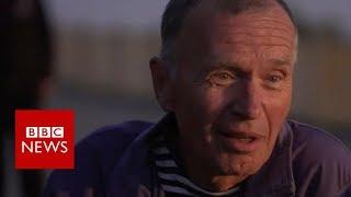 The man who made Novichok - BBC News