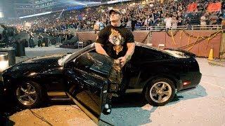 8 Coolest WWE Car Entrances