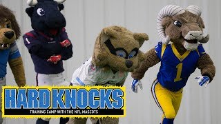 Hard Knocks: NFL Mascots Edition | NFL Rush