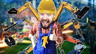 I AM ADDICTED TO THIS GAME | Satisfactory #1