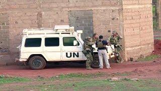 Al-Qaeda-linked jihadists kill 8 UN peacekeepers in Mali