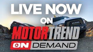 TEASER: 2018 Chevrolet Colorado ZR2 vs. 2017 Ram Power Wagon! - Head 2 Head Ep. 99