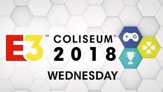 E3 Coliseum 2018 Wednesday:  Call of Duty Black Ops 4, Marvel