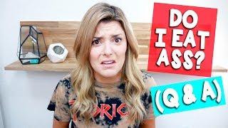 DO I EAT ASS? (Q + A) // Grace Helbig