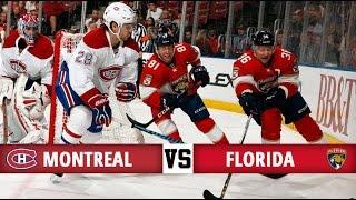 Montreal Canadiens vs Florida Panthers | Season Game 36 | Highlights (29/12/16)