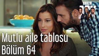 Kiralık Aşk 64. Bölüm - Mutlu Aile Tablosu