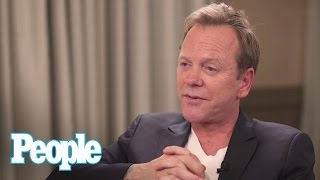 Why Kiefer Sutherland Decided Not To Give Up Alcohol | People