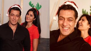 Salman Khan And Katrina Kaif Celebrate Christmas Together | Tiger Zinda Hai