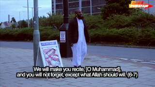 Beautiful Quran Recitation By A Revert Muslim