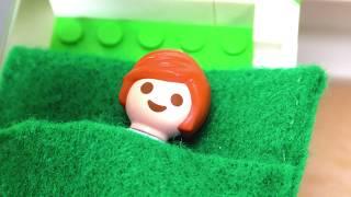 Playmobil Film Deutsch - JULIAN, DER HOSEN-RUNTERZIEHER! MIT HEFTIGER ÜBERRASCHUNG! Familie Vogel
