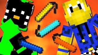 Wer überlebt zufälliges Dynamit? (Minecraft Lucky Dynamit)