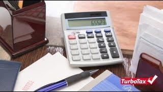 Why Do I Owe on My Tax Return? TurboTax Tax Tip Video
