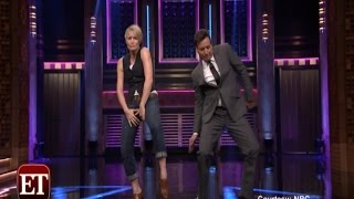 Robin Wright Can Dance! (WATCH)