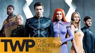 INHUMANS SPECULATION & MORE | The Weekly Pull Podcast