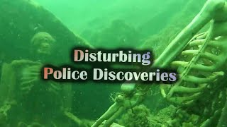 6 Disturbingly Creepy things Found by Police