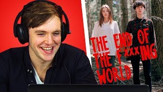 Irish People Watch The End Of The F***ing World