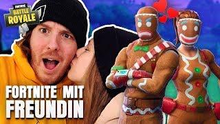 Fortnite mit Freundin & Mein DÜMMSTER FEHLER! - Fortnite Battle Royale | ungespielt