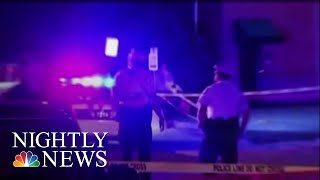Video Shows Police Officer Teaching Boys 'Lesson' For Carrying BB Gun | NBC Nightly News