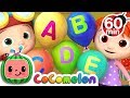 ABC Song with Balloons | +More Nursery R...mp3