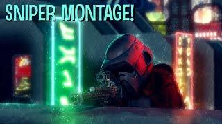 Star Wars Battlefront - Ultimate Sniper Montage!