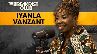 Iyanla Vanzant On Changing Lives, Mending Her Relationship With Oprah + More