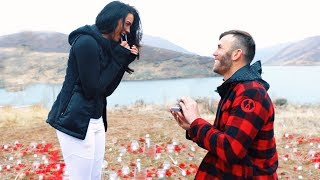 THE MOST EPIC PROPOSAL EVER!!! (WORLD