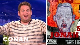 Jonah Hill Is Weirded Out By James Franco