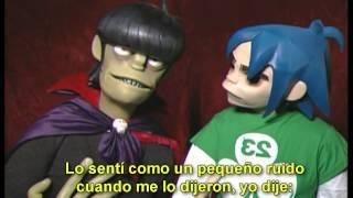 Gorillaz - 2D and Murdoc In New York Subtitulado en Español (HD)