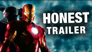 Honest Trailers - Iron Man 2