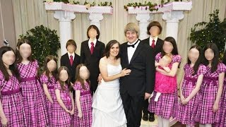 Couple Caught Imprisoning And Torturing 13 Kids