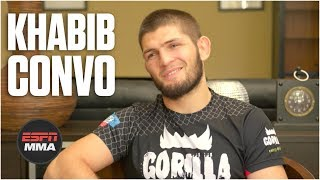Khabib Nurmagomedov: Rivalry with Conor McGregor will 'never be finished' | ESPN MMA