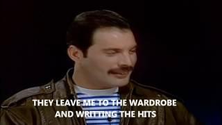 Freddie Mercury funny moments (part 1)