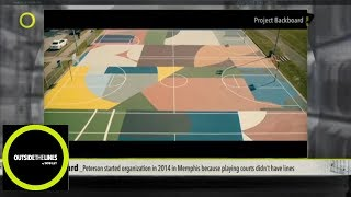 This organization is renovating basketball courts and turning them into works of art | OTL | ESPN