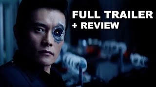 Terminator Genisys Official Trailer + Trailer Review : Beyond The Trailer