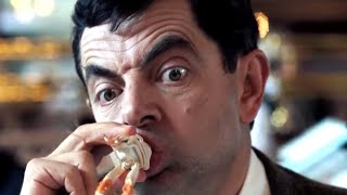 Fine Dining with Bean   Funny Clips   Mr. Bean Official